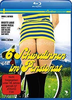 6 Schwedinnen im Pensionat (BLURAY)