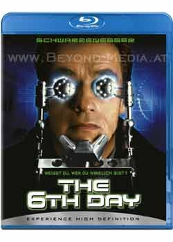 6th Day, The (BLURAY)