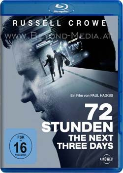 72 Stunden - The Next Three Days (BLURAY)