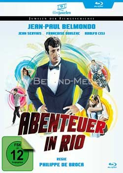 Abenteuer in Rio (BLURAY)