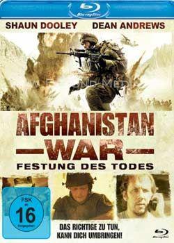 Afghanistan War - Festung des Todes (BLURAY)