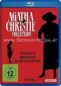Agatha Christie Collection (3 Discs) (BLURAY)