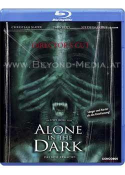 Alone in the Dark (Directors Cut) (BLURAY)
