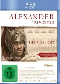 Alexander (Revisited Uncut Version) (BLURAY)
