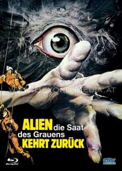 Alien - Die Saat des Grauens kehrt zurück (Cover A) (BLURAY)