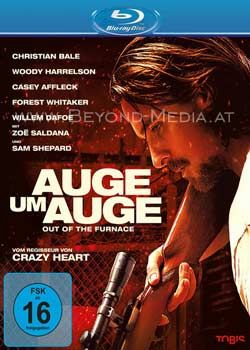 Auge um Auge - Out of the Furnace (BLURAY)