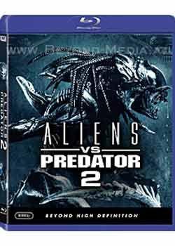 Aliens vs. Predator 2 (Kinofassung) (BLURAY)