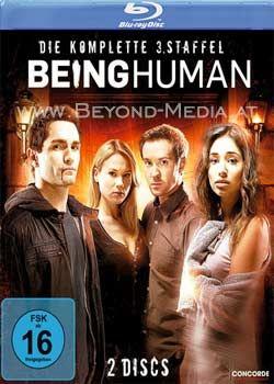 Being Human - Die komplette dritte Staffel (2011) (2 Discs) (BLURAY)