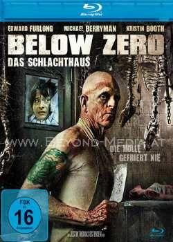 Below Zero - Das Schlachthaus (BLURAY)