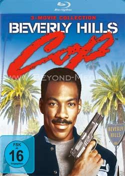 Beverly Hills Cop 1 - 3 Collection (3 Discs) (BLURAY)