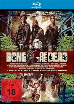Bong of the Dead (Uncut) (BLURAY)