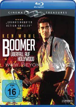 Boomer - Überfall auf Hollywood (BLURAY)
