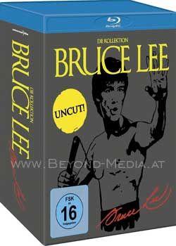 Bruce Lee - Die Kollektion (4 Discs) (Uncut) (BLURAY)