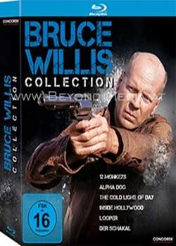 Bruce Willis Collection (6 Discs) (BLURAY)