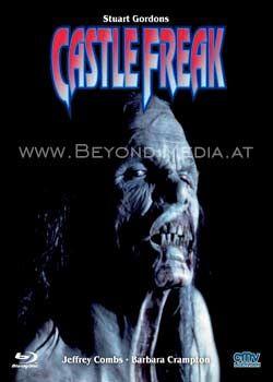Castle Freak (Mediabook) (BLURAY)