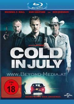 Cold in July (BLURAY)