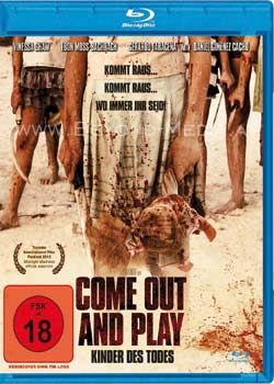Come Out and Play - Kinder des Todes (BLURAY)