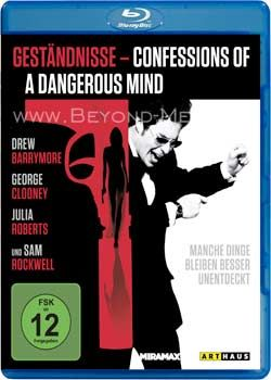 Geständnisse - Confessions of a Dangerous Mind (BLURAY)