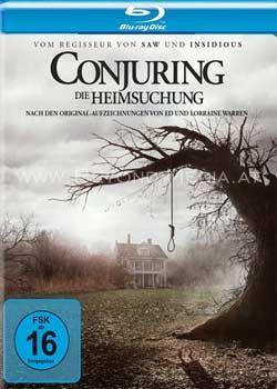 Conjuring - Die Heimsuchung (BLURAY)