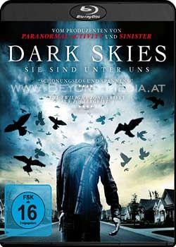 Dark Skies - Sie sind unter uns (BLURAY)