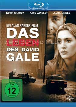 Leben des David Gale, Das (BLURAY)