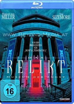 Relikt - Museum der Angst, Das (Remastered) (BLURAY)