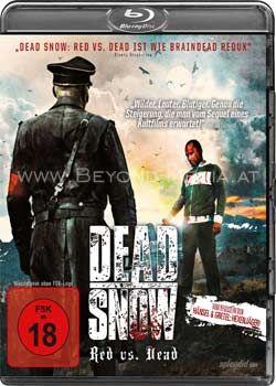Dead Snow: Red vs. Dead (Uncut) (BLURAY)