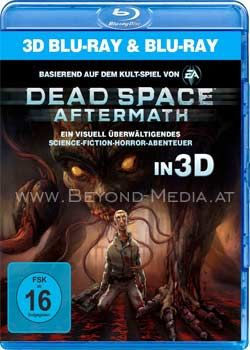 Dead Space: Aftermath 3D (BLURAY + BLURAY 3D)