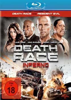 Death Race 3: Inferno (Uncut) (BLURAY)