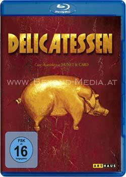 Delicatessen (BLURAY)