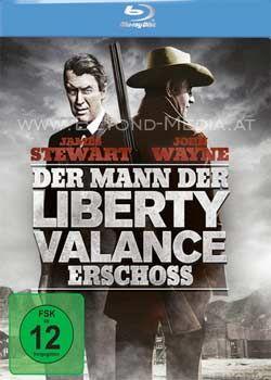 Mann, der Liberty Valance erschoss, Der (BLURAY)