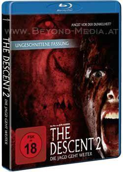 Descent 2 - Die Jagd geht weiter, The (Uncut) (BLURAY)