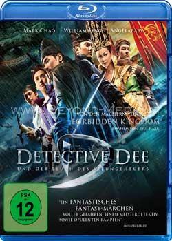 Detective Dee und der Fluch des Seeungeheuers (BLURAY)