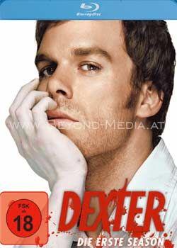 Dexter (Die erste Season) (4 Discs) (BLURAY)
