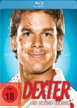 Dexter (Die zweite Season) (4 Discs) (BLURAY)