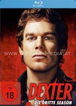 Dexter (Die dritte Season) (4 Discs) (BLURAY)