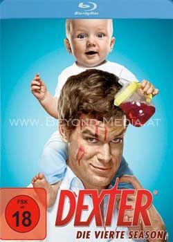 Dexter (Die vierte Season) (4 Discs) (BLURAY)