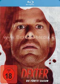 Dexter (Die fünfte Season) (4 Discs) (BLURAY)
