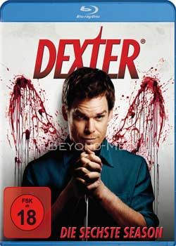 Dexter (Die sechste Season) (4 Discs) (BLURAY)