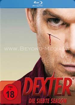 Dexter (Die siebte Season) (4 Discs) (BLURAY)