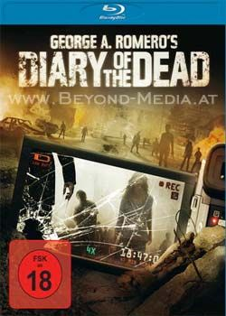 Diary of the Dead (Uncut) (BLURAY)