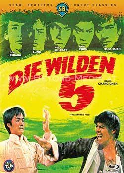 Wilden 5, Die (BLURAY)