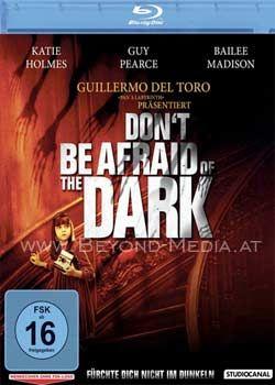 Don't Be Afraid of the Dark (BLURAY)
