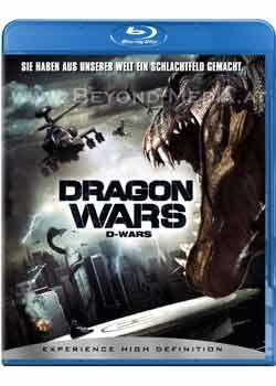 Dragon Wars - D-Wars (BLURAY)