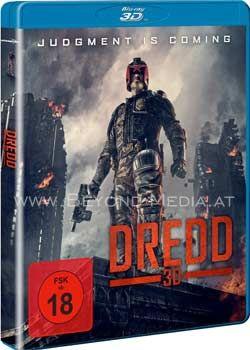Dredd 3D (2012) (BLURAY 3D)