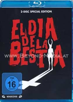 Dia De La Bestia, El (Uncut) (2-Disc Special Edition) (BLURAY)