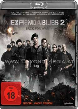 Expendables 2, The (Special Uncut Edition) (BLURAY)