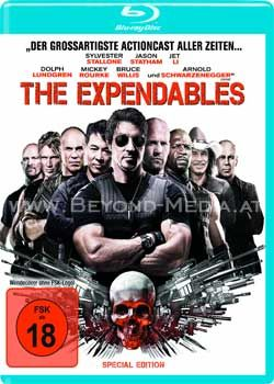 Expendables, The (Uncut) (Special Edition) (BLURAY)