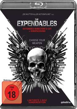 Expendables, The (Lim. 2-Disc Sonderauflage) (BLURAY)