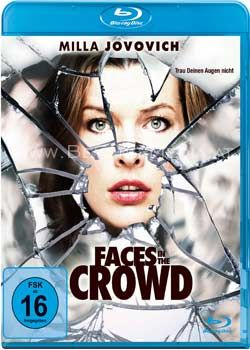 Faces in the Crowd (BLURAY)
